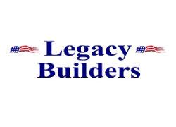 Legacy Builders Sponsor